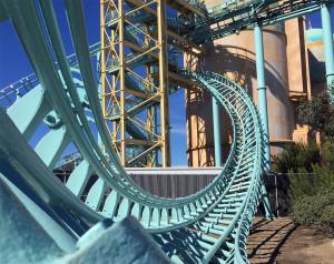 Journey to Atlantis, Sea World, San Diego, California, Amerlock Sealer, Amerlock 2, PSX 700