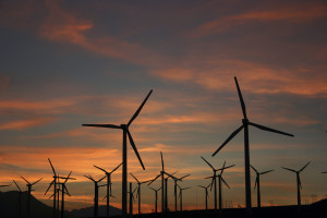 Pacific Southwest Coatings - Palm Springs Wind Turbines