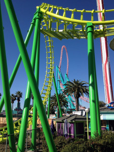 PSX 700 at Knott's Berry Farm, applied by Baynum Painting