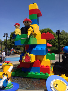 PSX 700 Clear protects LEGOLAND Block Sculptures from weathering